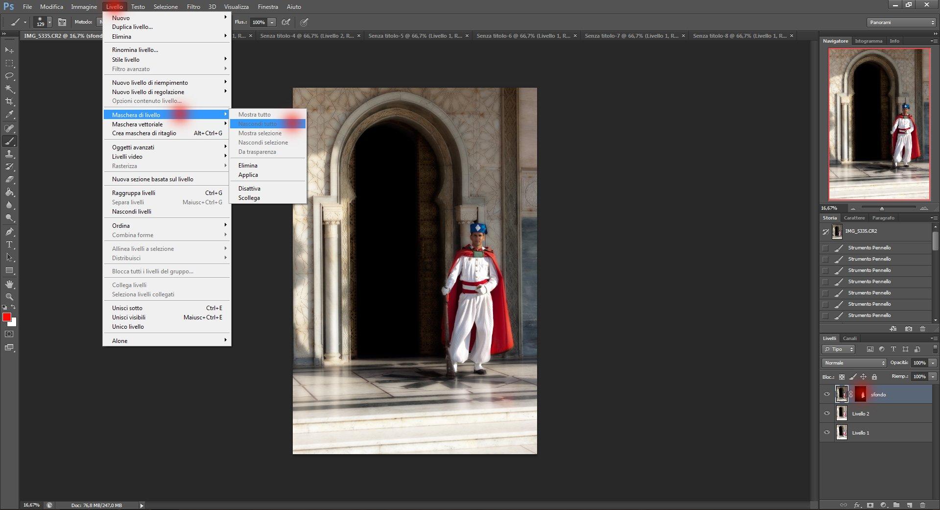 Effetto Orton Photoshop
