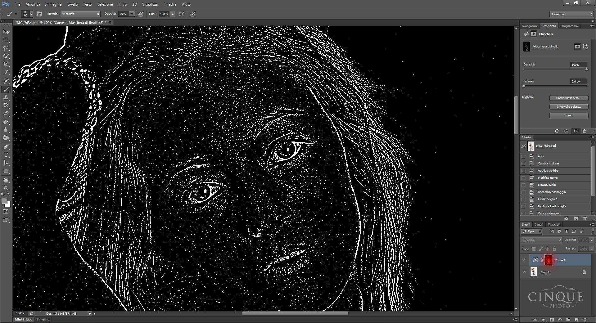 Passo 6: Tecniche di Ritocco Viso con Photoshop per fotografia Beauty