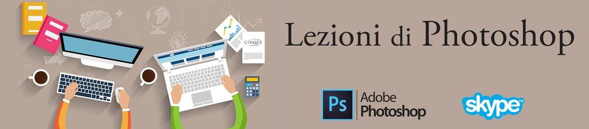 Lezioni di photoshop online
