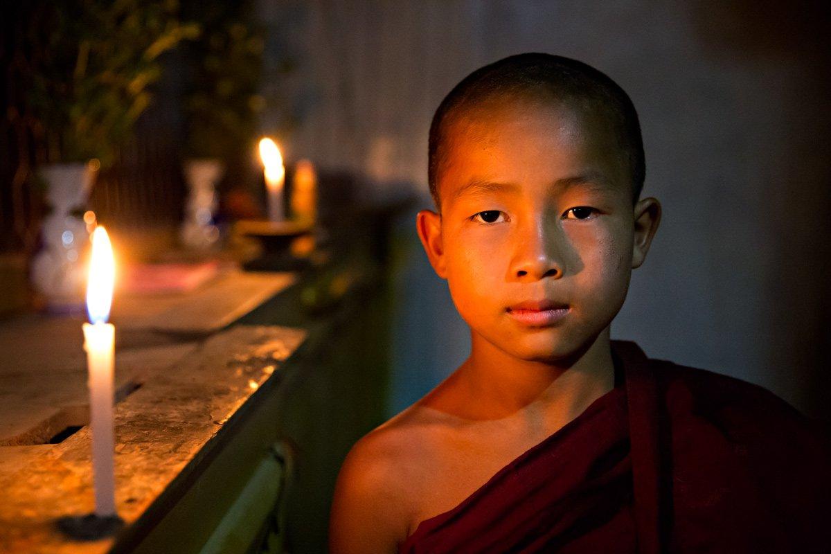 Diario di viaggio in Myanmar