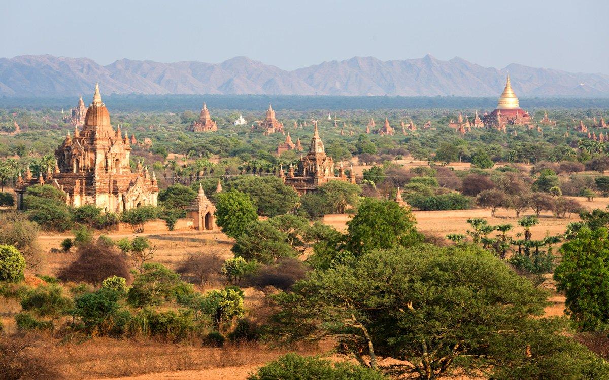 Bagan ed i suoi 2000 templi