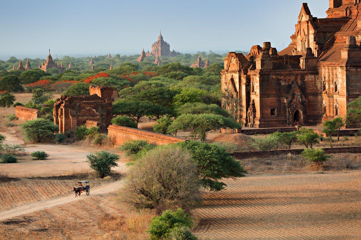 I templi di Bagan, Myanmar