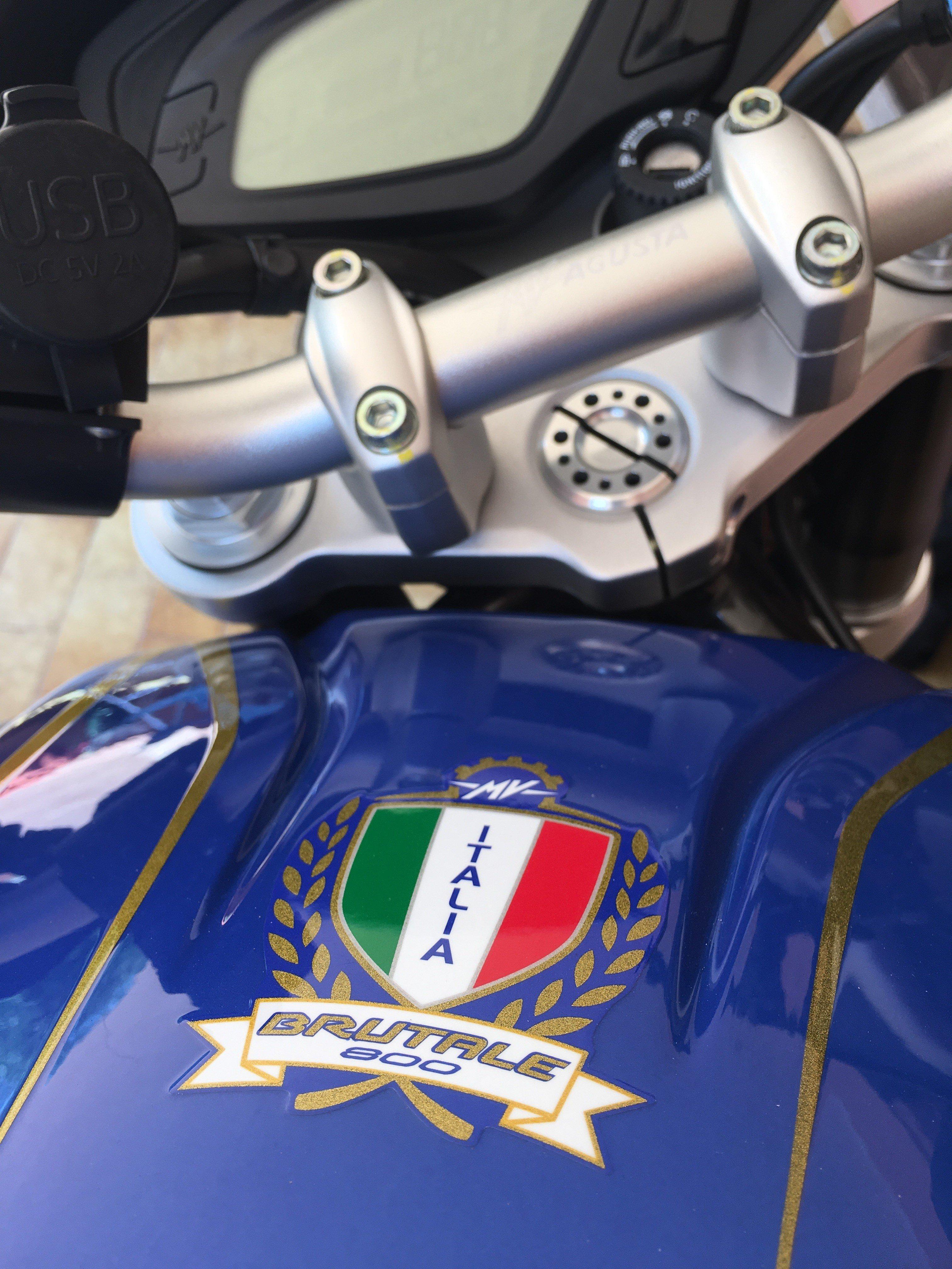 Mv Agusta Brutale Italia 800