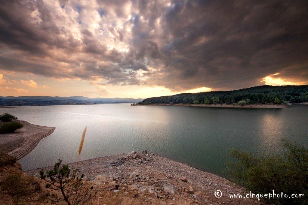 Il lago Cecita Sila