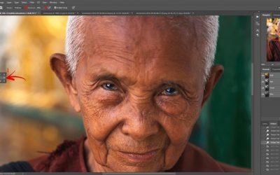 Ravvivare gli occhi con Photoshop
