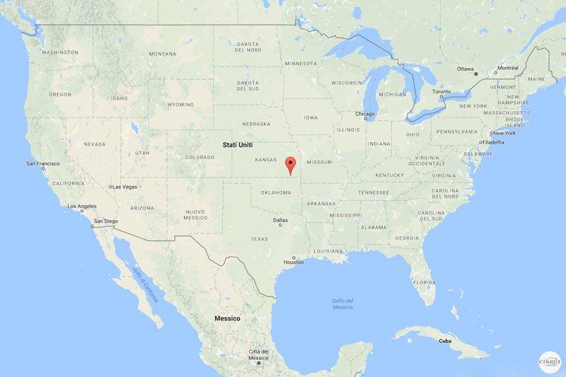 Mappa Stati Uniti d'America: in viaggio attraverso gli stati