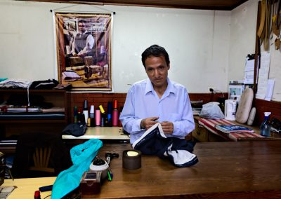 Perù: il sarto di Lima