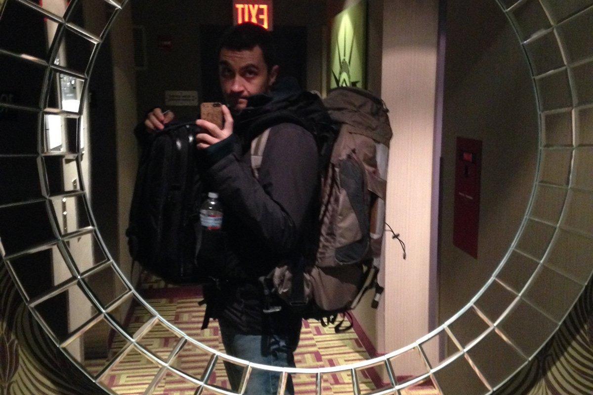 Organizzare un viaggio - lo zaino da viaggio