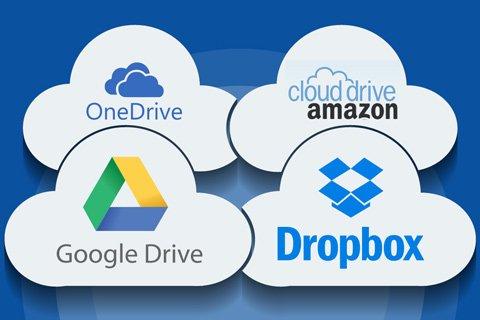 I quattro principali sistemi di archiviazione Cloud