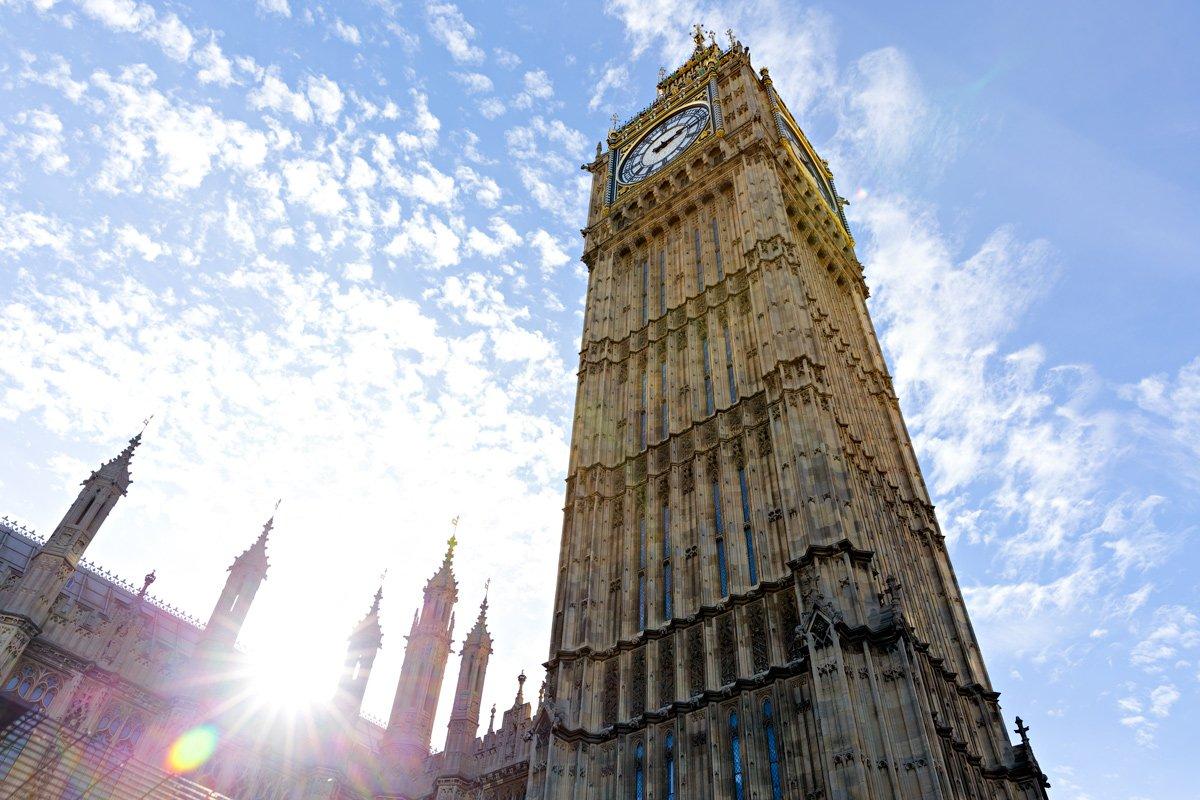Il Big Ben, Londra