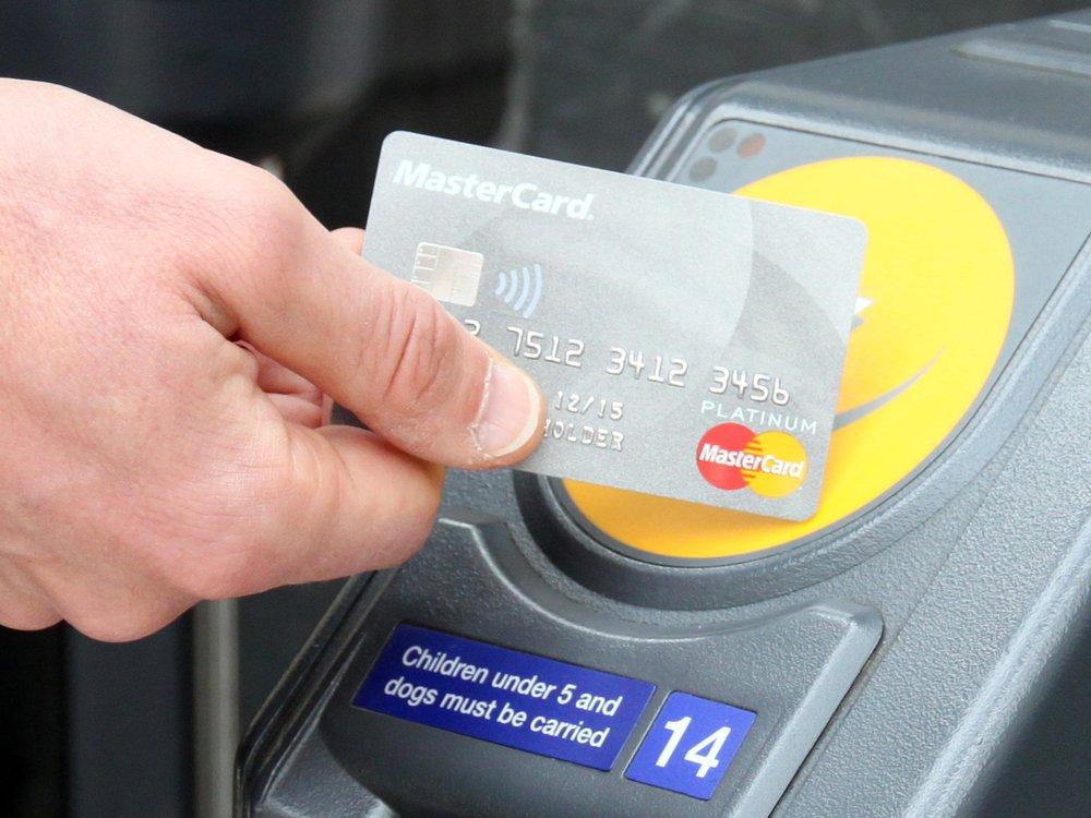 Pagare la metro di Londra è facile con le carte di credito contactless