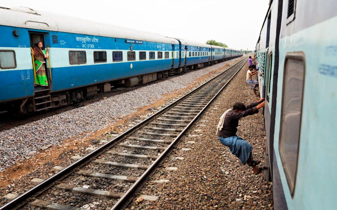 Treni in India