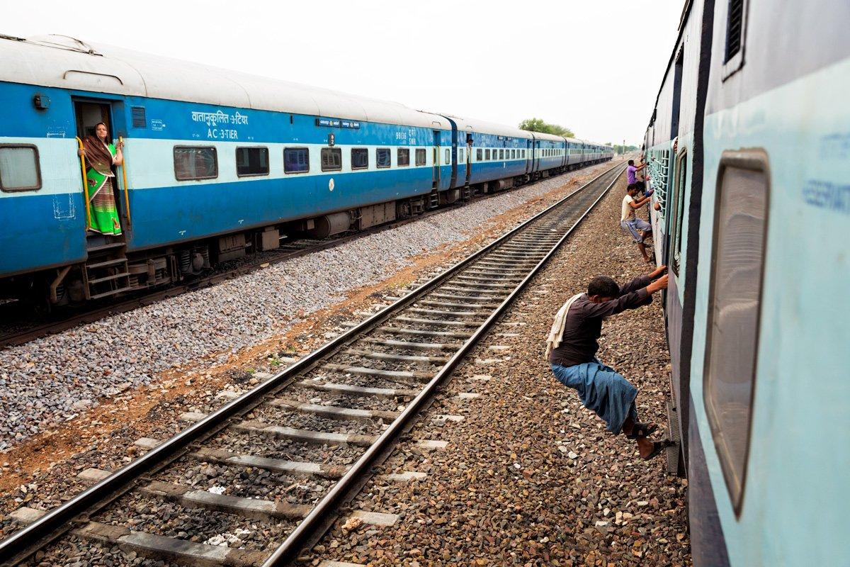 Prenotare i treni India dall'Italia