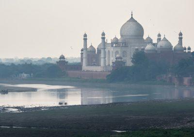 Panorama Taj Mahal