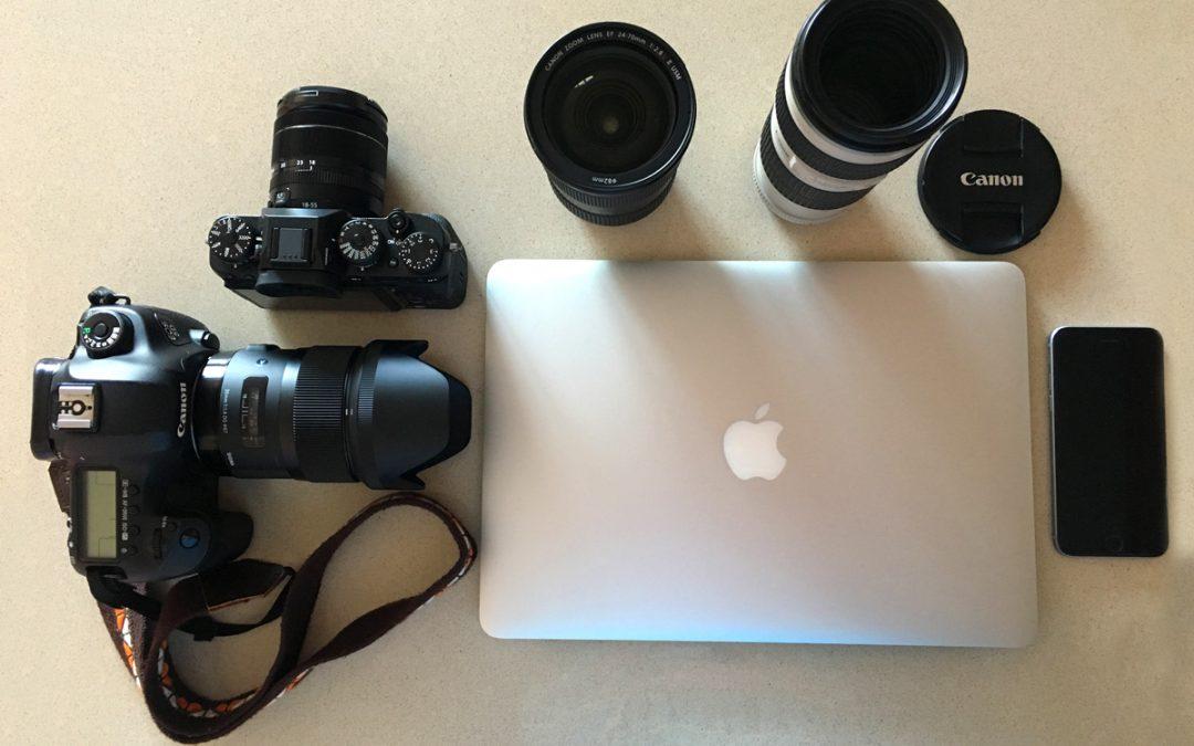 Lasciare Canon 5d Mark III per Fujifilm XT-2