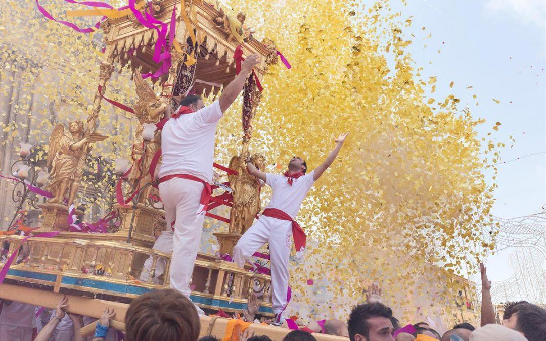 Celebrazioni San Sebastiano