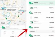 GRAB alternativa di UBER in Thailandia