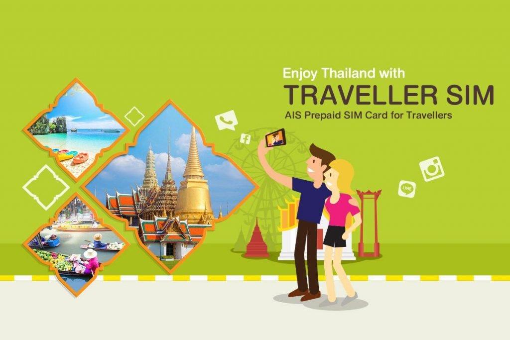 Thailandia Traveller SIM Card