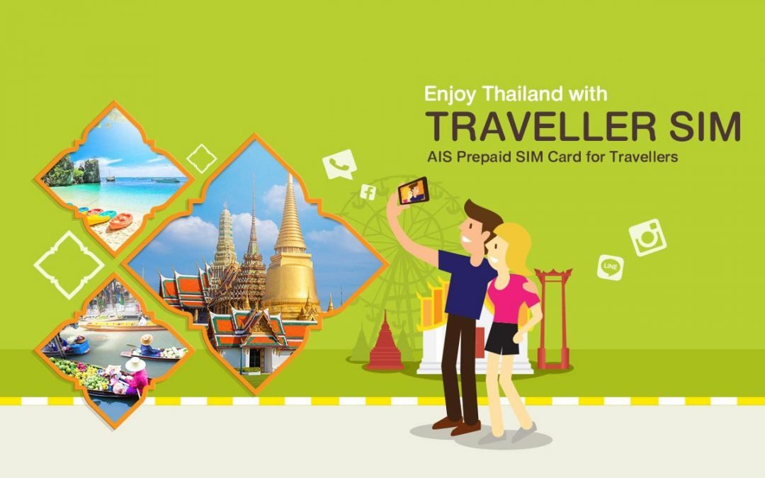 SIM Card ed eSIM in Thailandia