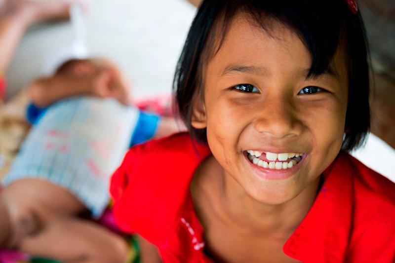 Bambina Myanmar ride