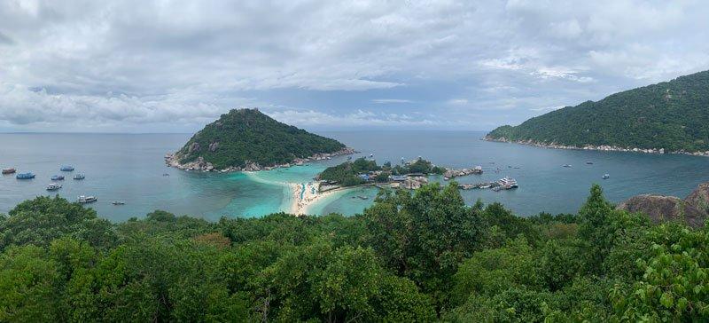 La spiaggia più bella di Koh Tao