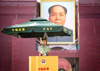 Cina Città proibita Mao Tse Tung