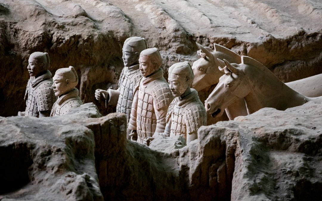 Viaggio in Cina: da Xi'an all'esercito di terracotta
