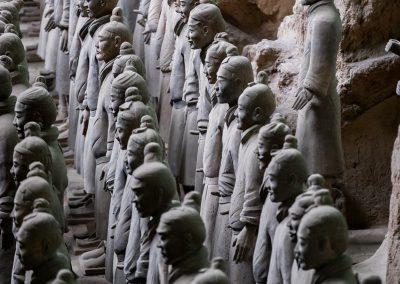 L'esercito di Terracotta Xi'An Cina