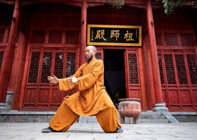 Monaco Shaolin Cina