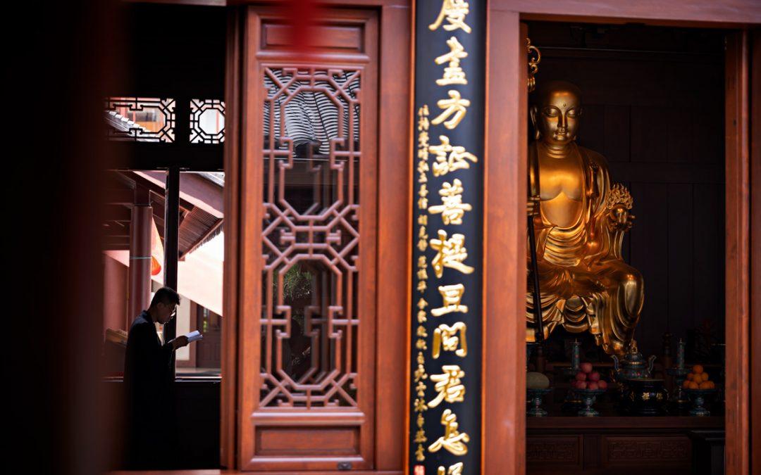 I Monaci Shaolin della Cina