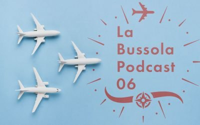 La Bussola podcast 06: mini treppiede da viaggio