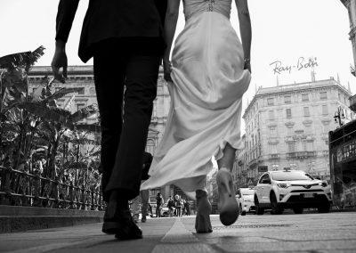 Milano Street Wedding Matrimonio