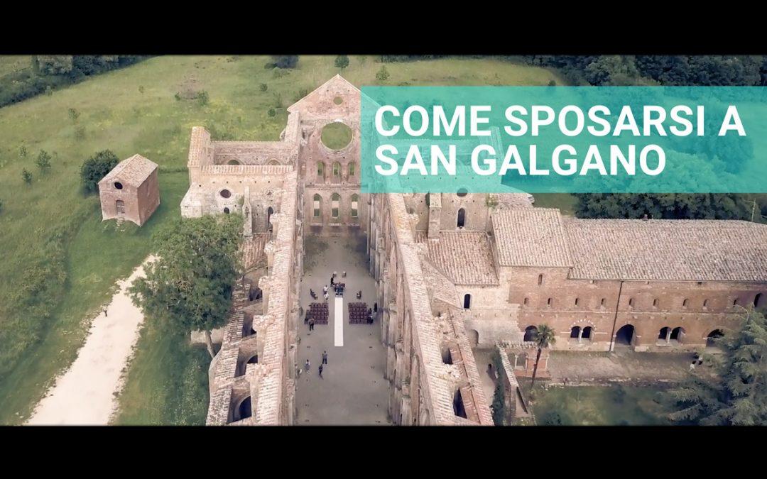 Come sposarsi a San Galgano