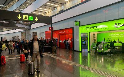 Come raggiungere Vienna centro città dall'aeroporto