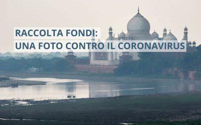 Raccolta fondi una foto contro il Coronavirus