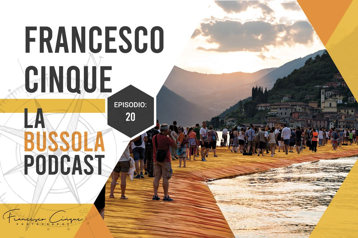 Christo Floating Piers Bergamo Lago Iseo