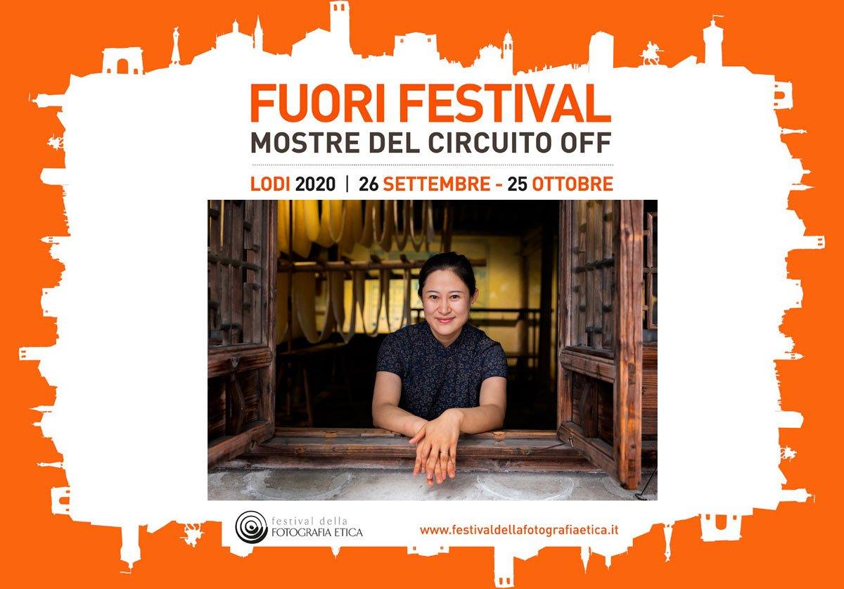 Festival della fotografia etica 2020 locandina