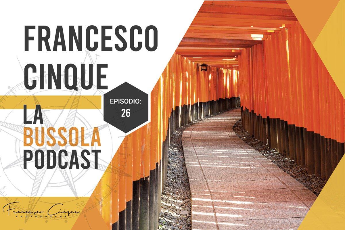 Podcast viaggio cos'è lo shintoismo giapponese