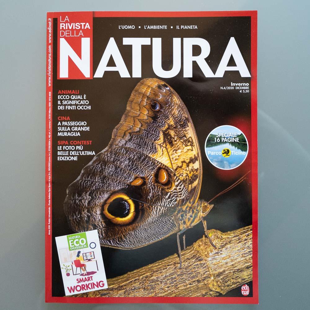 La rivista della natura dicembre 2020